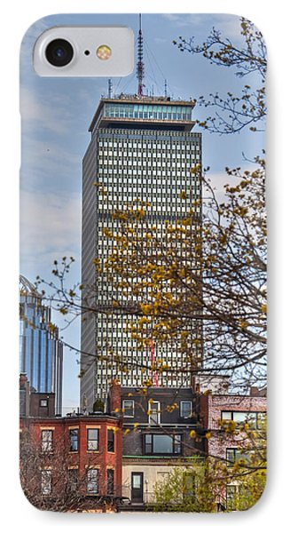 Prudential Center - Boston Architecture IPhone Case