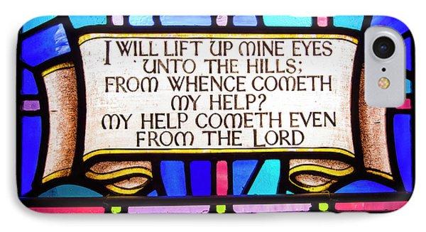 Psalm 121 IPhone Case