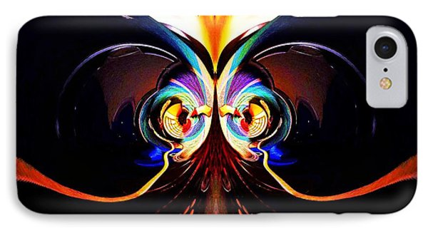 Psychedelic Dreams Phone Case by Blair Stuart