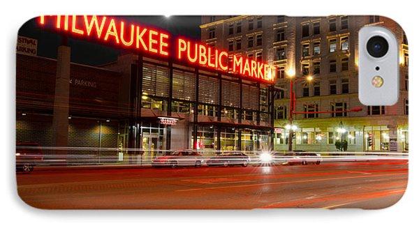 Public Market IPhone Case by Jonah  Anderson