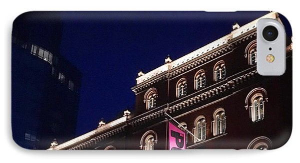 Public Theater Nyc  IPhone 7 Case
