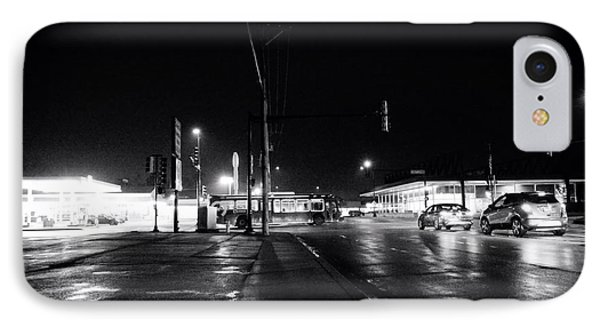 IPhone Case featuring the photograph Public Transportation by Jeanette O'Toole