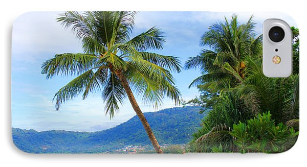Phuket Patong Beach IPhone 7 Case by Mark Ashkenazi