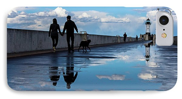 IPhone Case featuring the photograph Puddle-licious by Mary Amerman