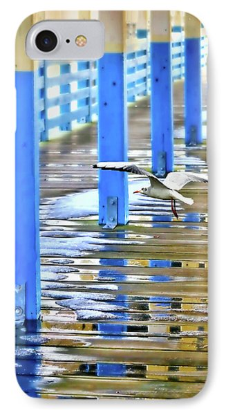 IPhone Case featuring the photograph Puddles by Diana Angstadt
