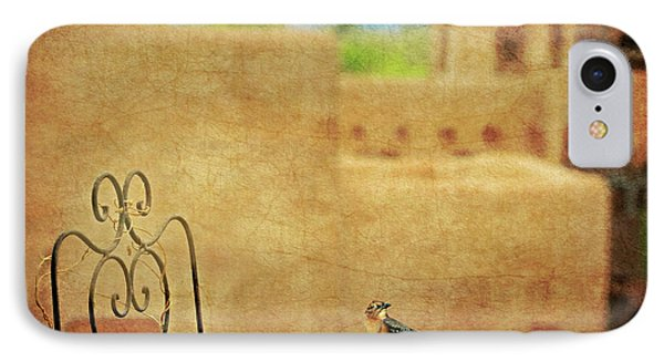 IPhone Case featuring the photograph Pueblo Village Settlers by Diana Angstadt