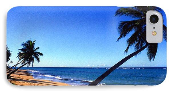 Puerto Rico Beach Phone Case by Thomas R Fletcher
