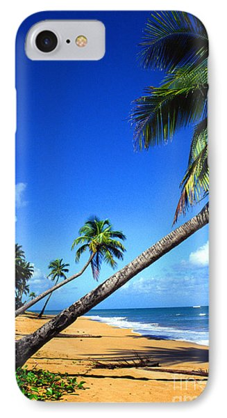Puerto Rico North Shore Phone Case by Thomas R Fletcher