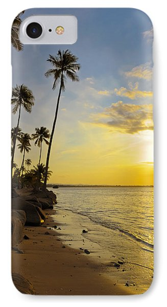 Puerto Rico Sunset Phone Case by Stephen Anderson
