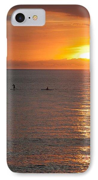 Puerto Vallarta Sunset IPhone Case by Sebastian Musial
