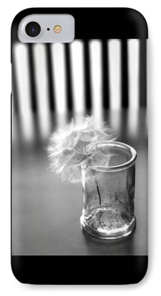 IPhone Case featuring the photograph Puff Ball by Diane Alexander