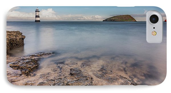 Puffin Island Lighthouse  IPhone 7 Case