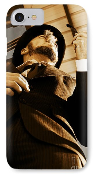 Puffing Pipe Dreams IPhone Case by Jorgo Photography - Wall Art Gallery