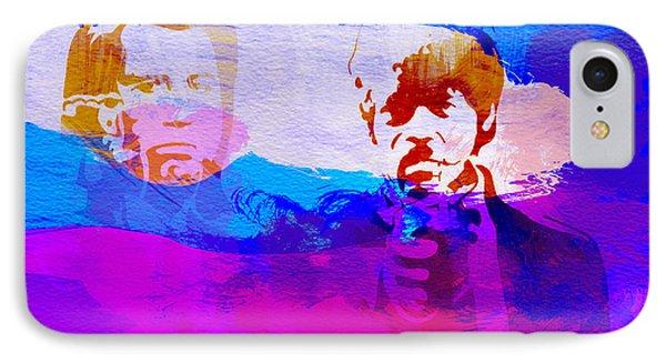 Pulp Fiction Phone Case by Naxart Studio