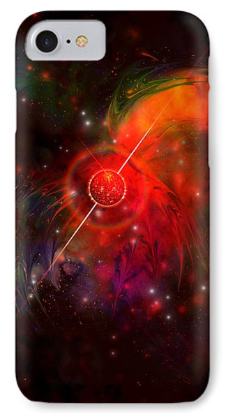 Pulsar Phone Case by Corey Ford
