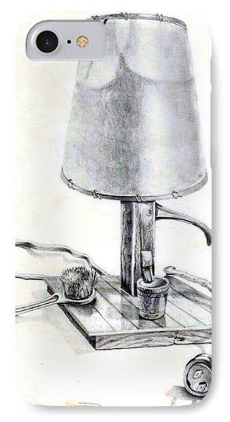 Pump Lamp IPhone Case