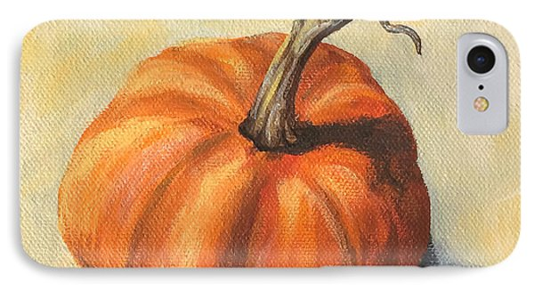 Pumpkin Everything IPhone Case by Torrie Smiley