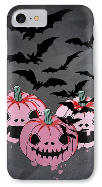 Pumpkin  IPhone Case