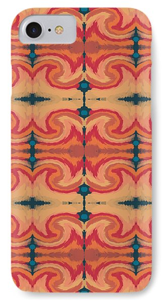 Pumpkin Spice 2- Art By Linda Woods IPhone Case by Linda Woods