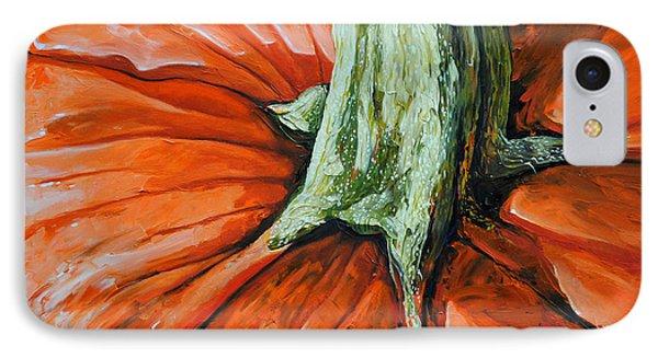 Pumpkin3 IPhone Case