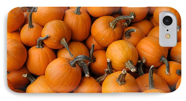 IPhone Case featuring the photograph Pumpkins by Bradford Martin