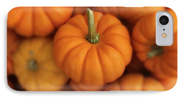 Pumpkins IPhone Case by Jerry Fornarotto