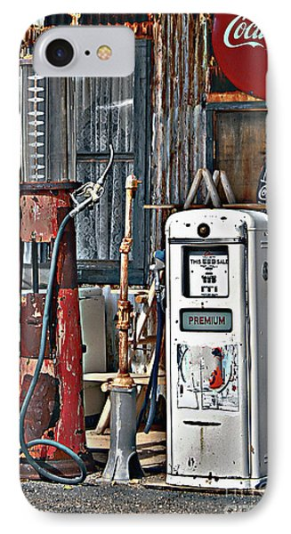 IPhone Case featuring the photograph Pumps by Lee Craig