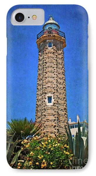 IPhone Case featuring the photograph Punto Doncela Lighthouse by Mary Machare