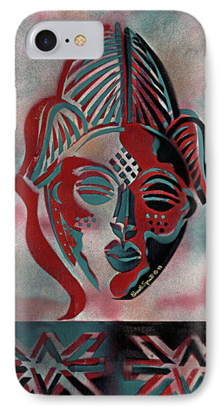 Punu Mask IPhone Case