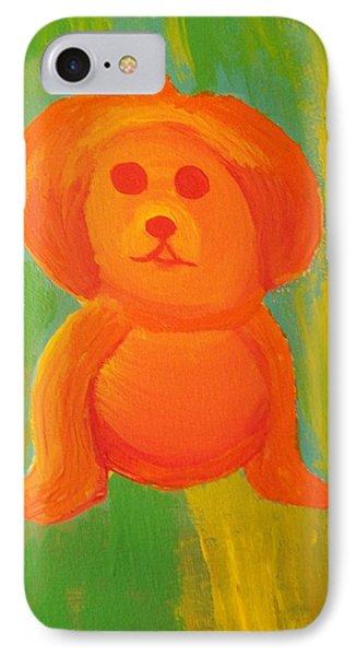 Pupmpkin Head Dog Phone Case by Laurette Escobar