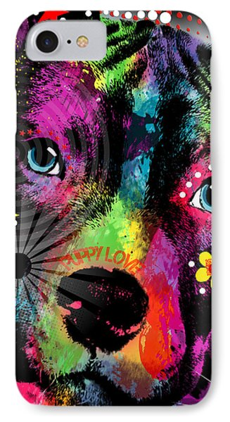 Puppy  IPhone Case by Mark Ashkenazi