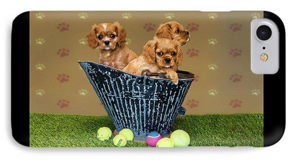 Pups N Prints IPhone Case