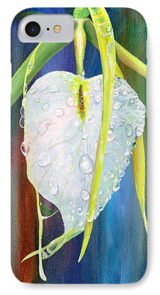 IPhone Case featuring the painting Pure Love by AnnaJo Vahle