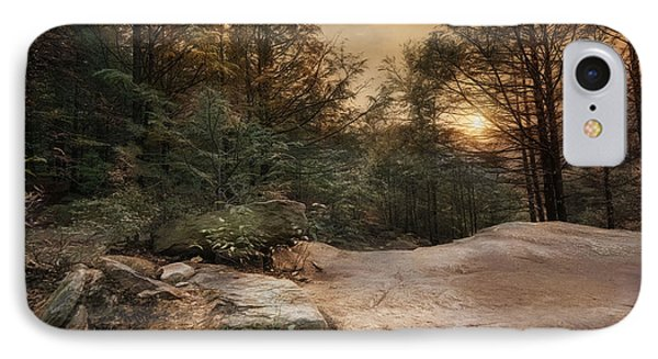 IPhone Case featuring the photograph Purgatory Chasm by Robin-Lee Vieira