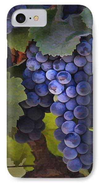 Purple Blush Phone Case by Sharon Foster