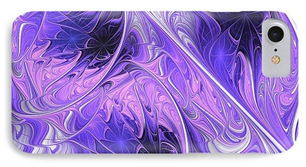 Purple Dream IPhone Case by Anastasiya Malakhova