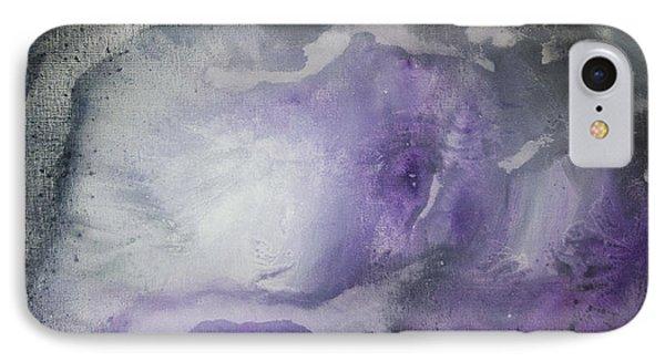 Purple Explosion By Madart Phone Case by Megan Duncanson
