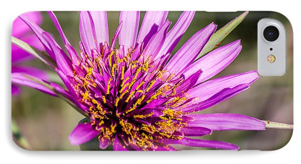 Purple Flower 3357 IPhone Case