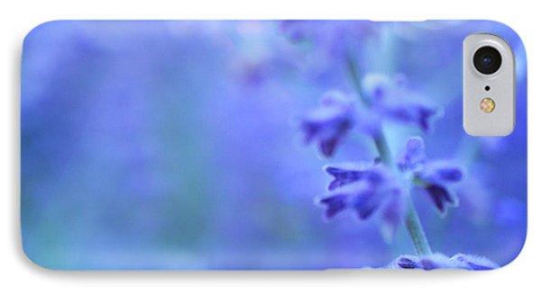IPhone Case featuring the photograph Purple Garden by Douglas MooreZart