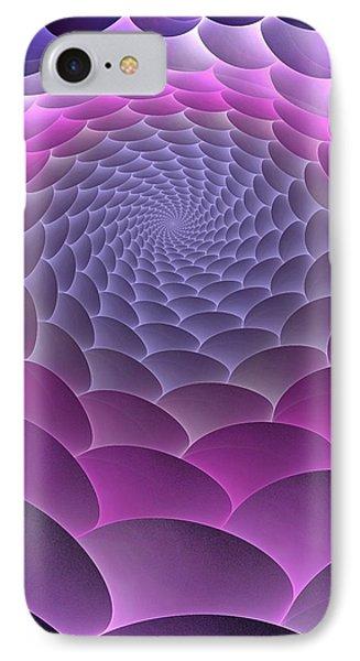 Purple Gradient IPhone Case