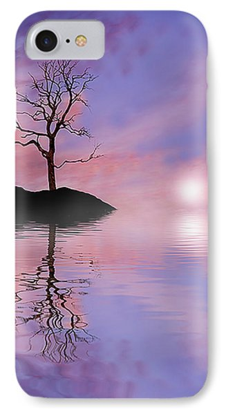 Purple Haze IPhone Case by Kevin Williams