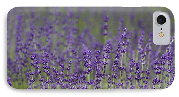 Purple Haze Phone Case by Rebecca Cozart