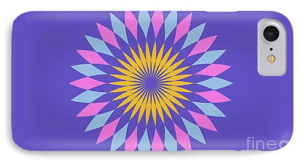 Purple Landscape IPhone Case by Pablo Franchi