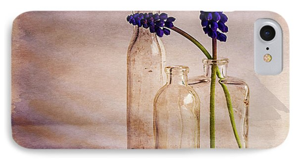 IPhone Case featuring the photograph Purple by Mary Hone