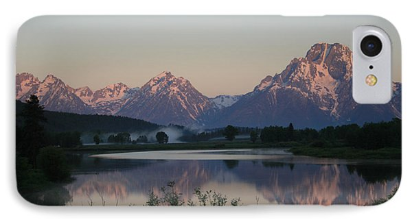IPhone Case featuring the photograph Purple Mountain Majesty  by Paula Guttilla