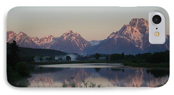 Purple Mountain Majesty  IPhone Case by Paula Guttilla