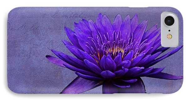 IPhone Case featuring the photograph Purple Passion by Judy Vincent