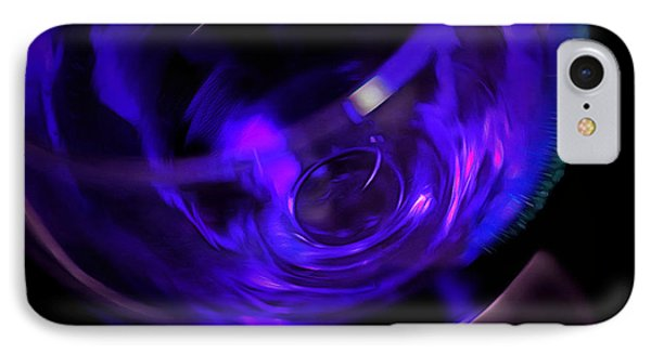 Purple Wine IPhone Case by Krissy Katsimbras