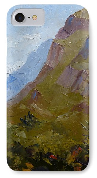 Pusch Ridge I IPhone Case by Susan Woodward