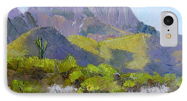 Pusch Ridge II IPhone Case by Susan Woodward